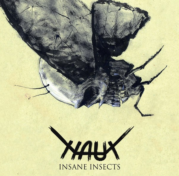 - Insane Insects EP (2017)